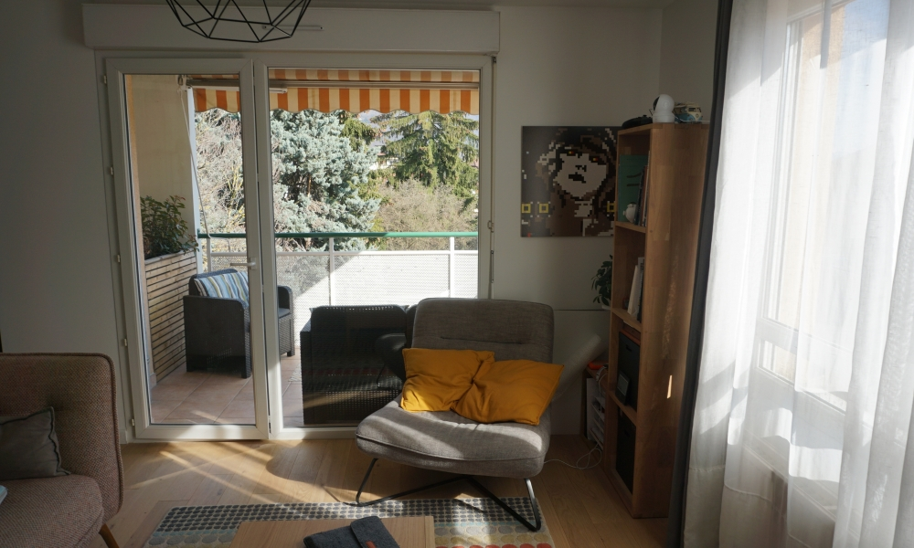 Vente appartement 3 pièces à ANNECY - réf. 3996 SA - Photo 1
