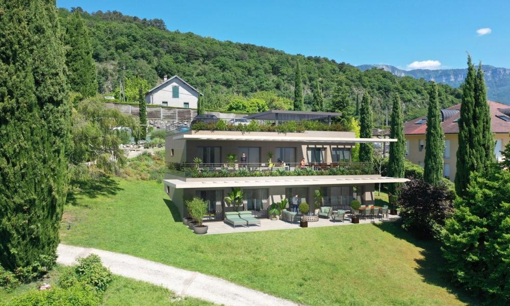 Vente appartement 4 pièces à Aix-les-Bains - réf. 40250 - Photo 2