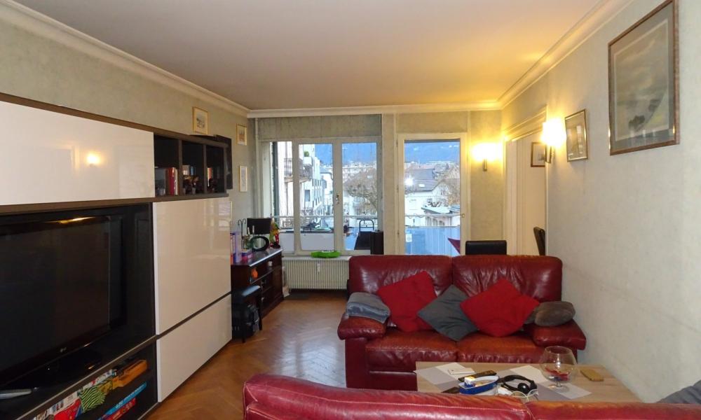 Vente duplex 101 m² à Aix-les-Bains - réf. 3952 - Photo 1
