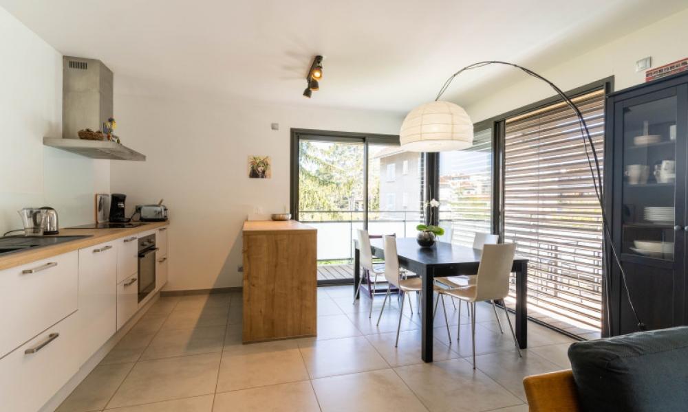 Location appartement 4 pièces à ANNECY LE VIEUX - réf. 7159 - Photo 4