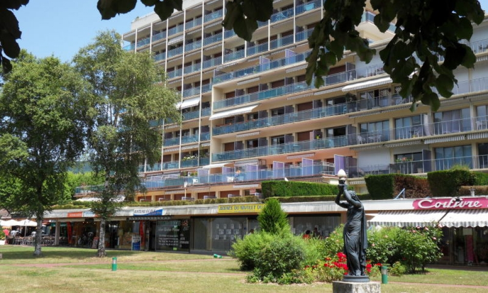 Location stationnement pièces à AIX LES BAINS - réf. 7171 - Photo 1