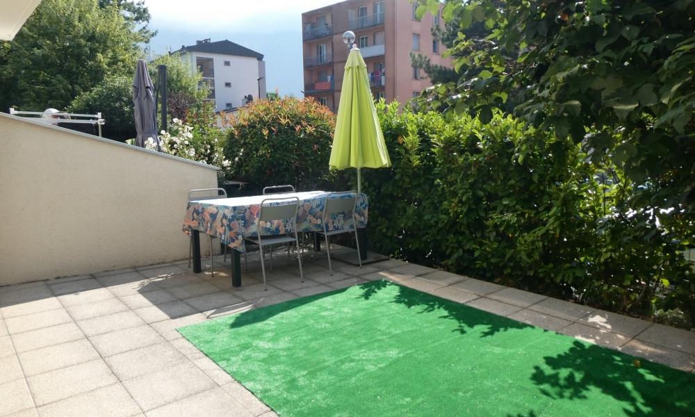 Vente appartement 4 pièces à Aix-les-Bains - réf. 4069 - Photo 1
