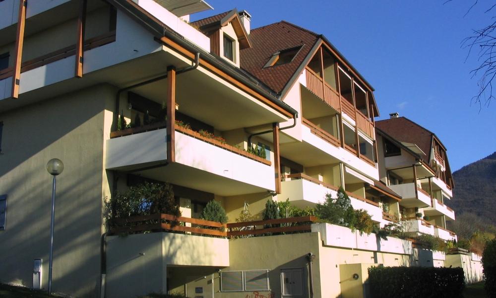 Vente appartement 4 pièces à ANNECY LE VIEUX - Photo 2