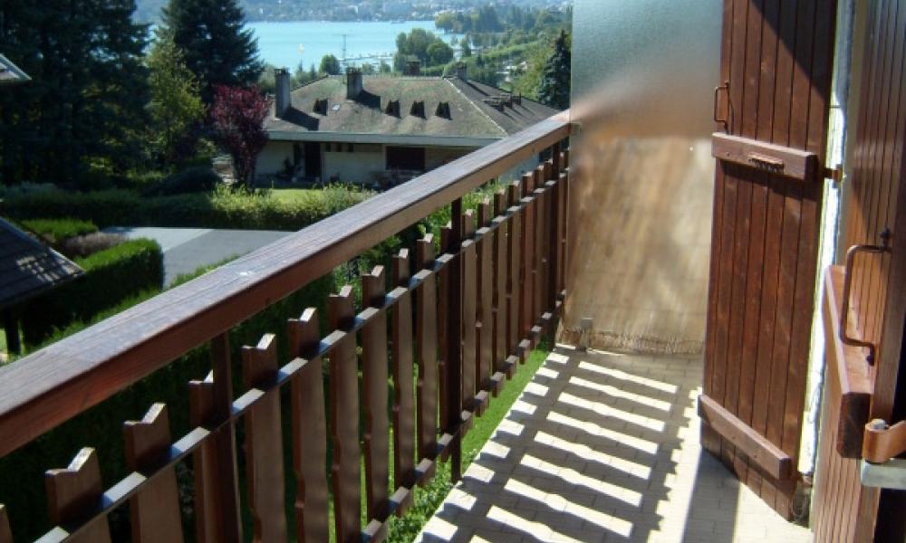 Location appartement 2 pièces à ANNECY LE VIEUX - réf. 662 - Photo 2