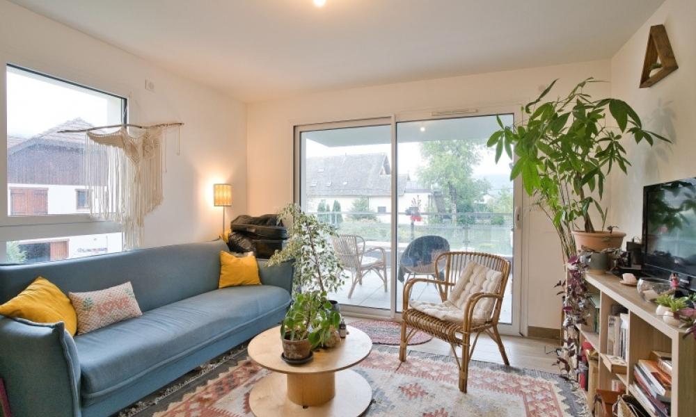 Location appartement 2 pièces à VILLAZ - réf. 7254 - Photo 4