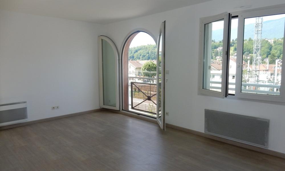 Vente appartement 2 pièces à Aix-les-Bains - réf. 3889 - Photo 1