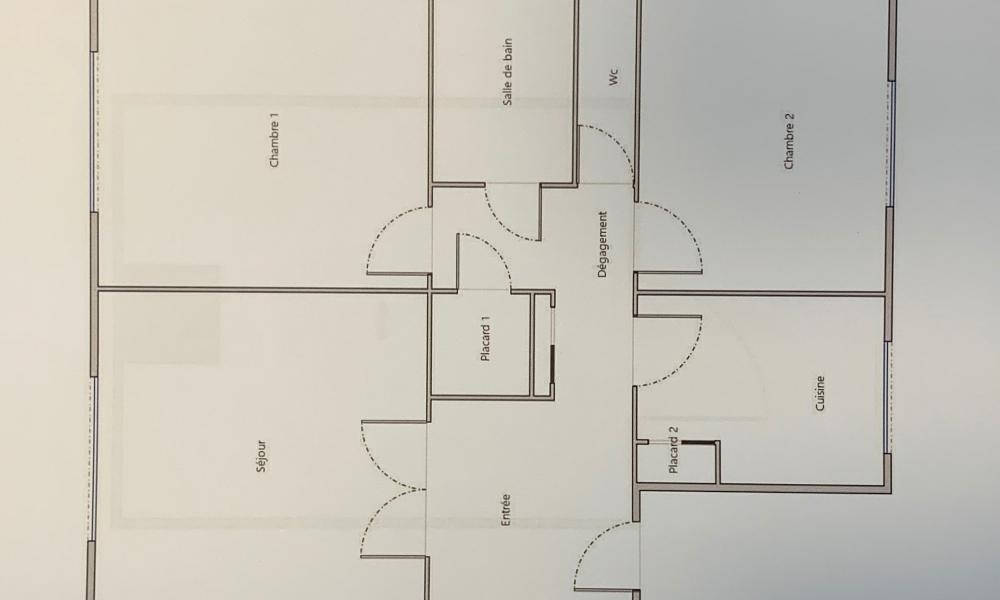Vente appartement 3 pièces à Annecy - réf. 4036 - Photo 3