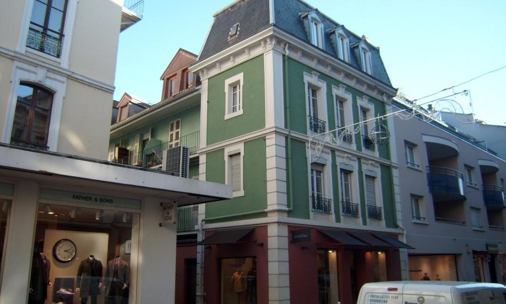 Vente appartement 1 pièce à Annecy - réf. 4065 - Photo 1